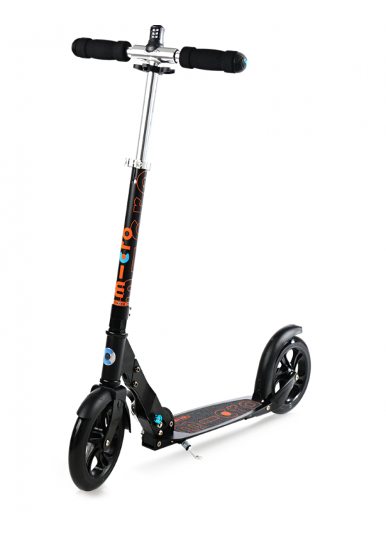 Micro Scooter Black