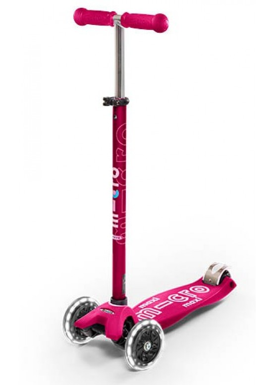 Micro Maxi Deluxe LED PINK MMD077