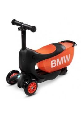 Micro Mini2GO BMW Black/Orange