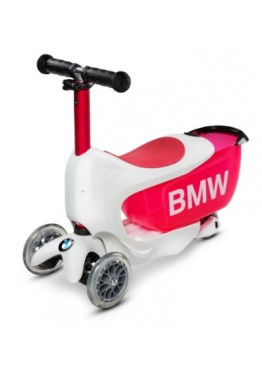 Micro Mini2GO BMW White/Red