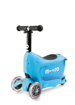 Micro Mini2go Deluxe Blue