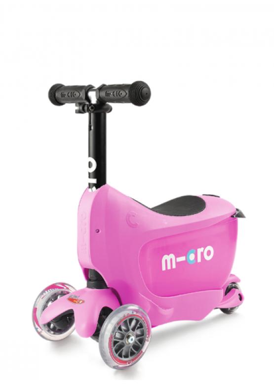 Micro Mini2Go Deluxe Red