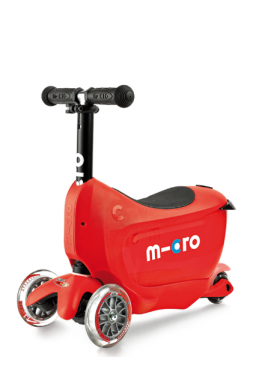 Micro Mini2go Deluxe Red