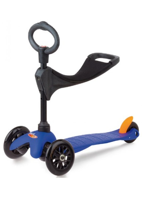 Mini Micro Sporty 3in1 Blue
