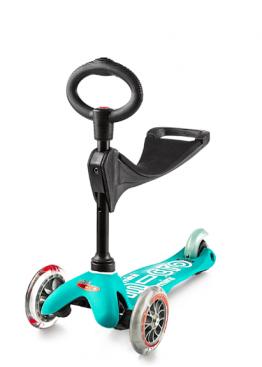 Micro Mini Deluxe 3in1 Aqua