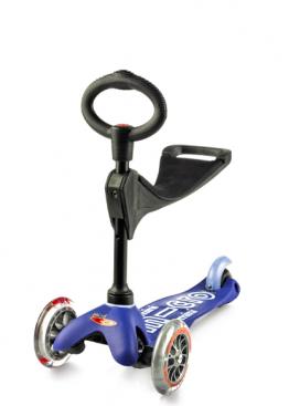 Micro Mini Deluxe 3in1 Blue