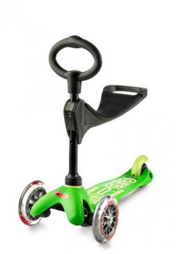Micro Mini Deluxe 3in1 Green