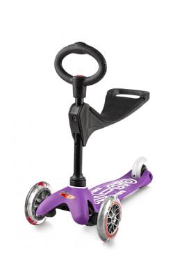 Micro Mini Deluxe 3in1 Purple