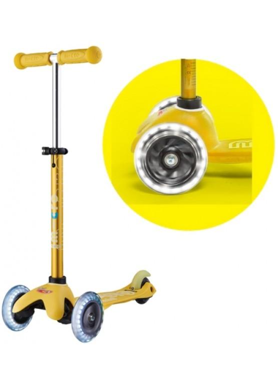 Micro Deluxe Yellow LED (желтый)