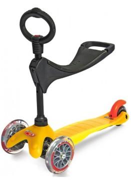 Micro Mini 3in1 Yellow