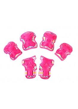 Защита Детская Micro - Roller - MP1 - 3 в 1 Pink
