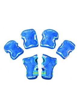 Защита Детская Micro - Roller - MP1 - 3 в 1 Blue