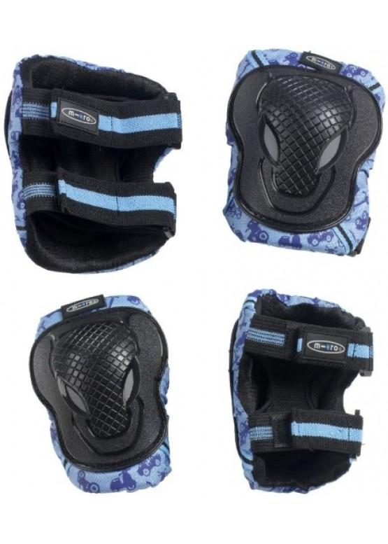 Защита Micro 2 в 1 (чёрный)
