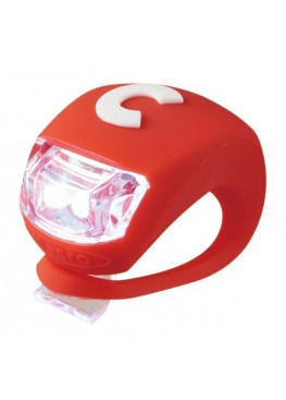 Фонарик Для Самоката Micro BOX красный