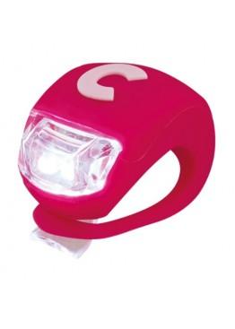 Фонарик Для Самоката Micro BOX розовый