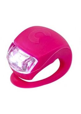 Фонарик Для Самоката Micro Розовый