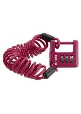 Кодовый замок розовый Micro AC4105