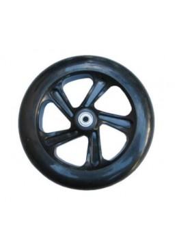 Колесо 200 мм Черное на Самокат Micro