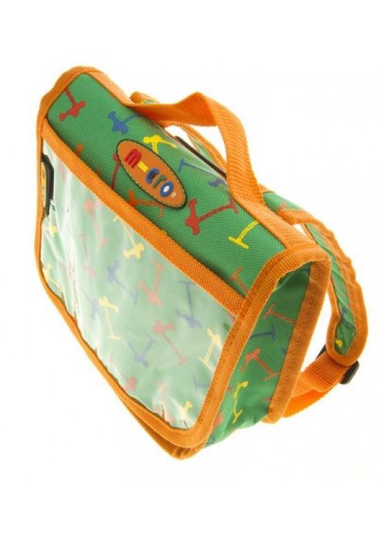 Рюкзак Micro на самокат Неоновый горох (Neon dots)