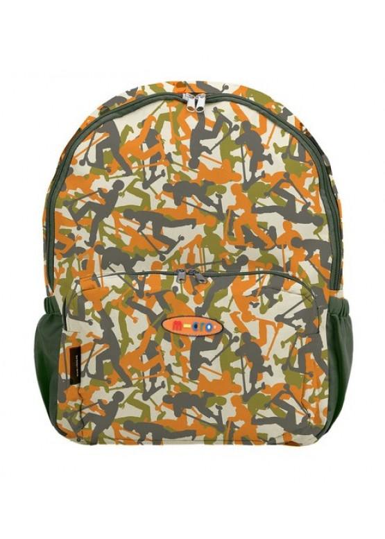 Рюкзак Micro на Самокат Micro Maxi Камуфляж (Camouflage)