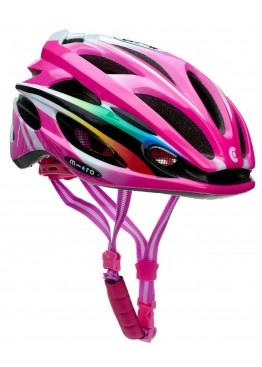 Защитный шлем Micro - Crown - RW6 - Pink