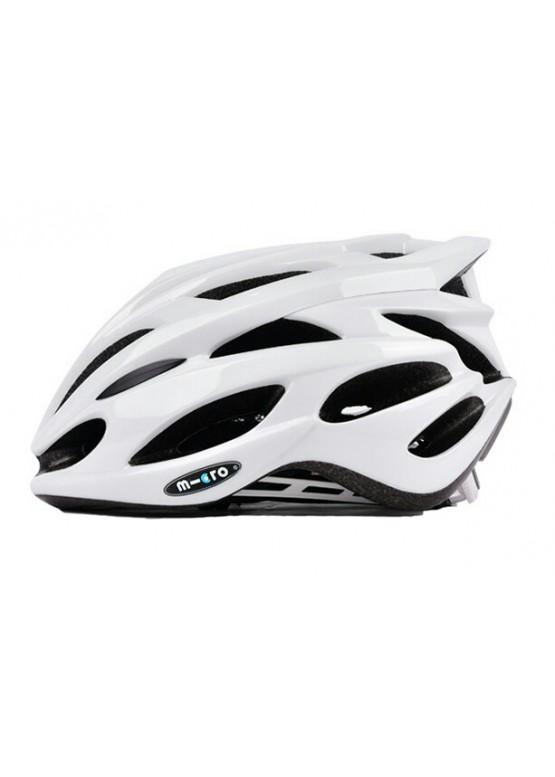 Защитный шлем Micro RW6 Crown White