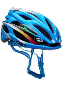 Защитный шлем Micro - Crown - RW6 - Blue
