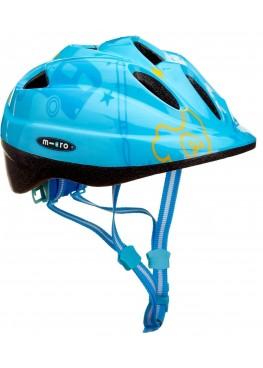 Защитный шлем Micro - FLY-BL Blue