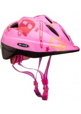 Защитный шлем Micro - FLY-PK PINK
