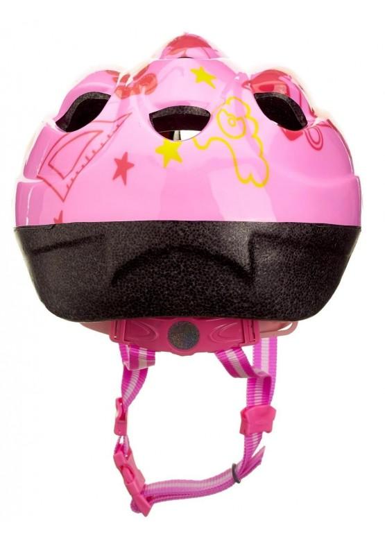 Защитный шлем Micro FLY-PK PINK