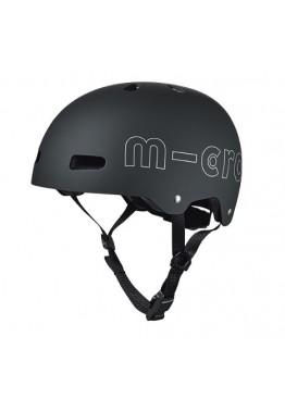 Защитный Шлем - Micro - черный (V2)