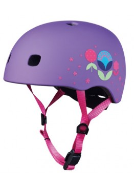 Шлем защитный Micro Цветочный BOX