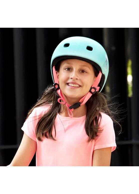 Шлем защитный Micro Фламинго BOX