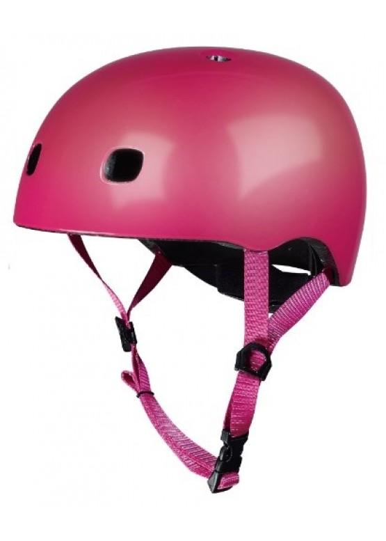 Защитный Шлем - Micro - Малиновый