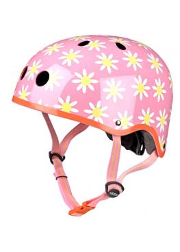 Шлем защитный Micro Ромашки