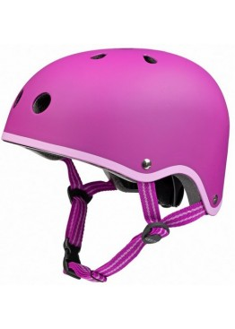 Шлем защитный Micro (сиреневый матовый)