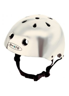 Шлем защитный Micro (металлик)