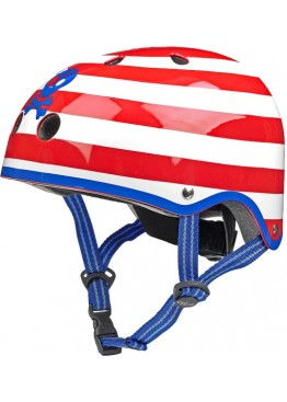 Шлем защитный Micro (пират)