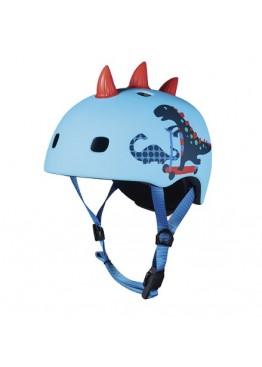 Защитный Шлем - Micro - скутерзавры 3D (V2)