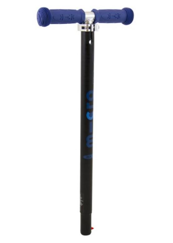 Т-ручка MAXI Blue синий с черной стойкой