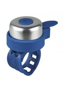 Звонок на Cамокат Micro Темно-синий V2
