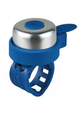 Звонок на Cамокат Micro Темно-синий V3