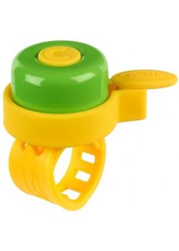 Звонок на Самокат Micro Lollipop Желтый