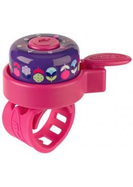Звонок На Самокат Micro Цветочный