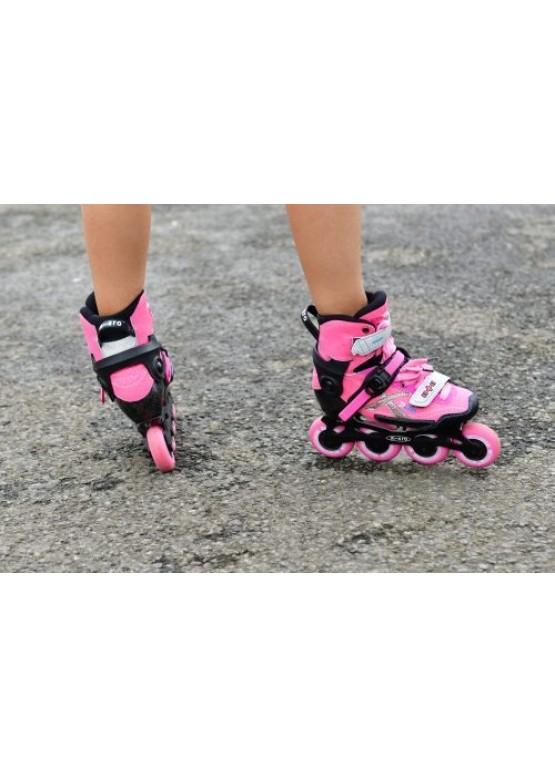 Ролики Micro Delta X Pink/Black