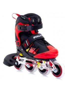Ролики Micro Duality Red/Black