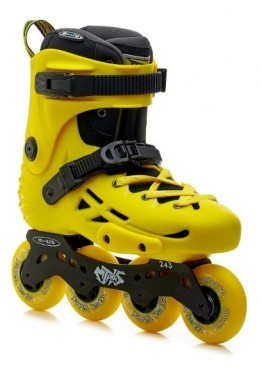 Ролики Micro SLALOM MT-Plus yellow