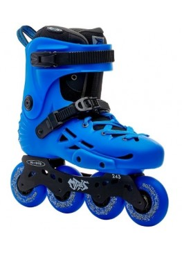 Ролики Micro SLALOM MT-Plus blue