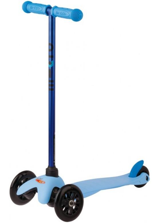Micro Mini Candy Blue Sporty