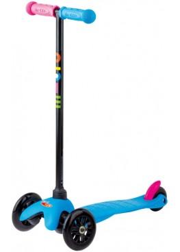 Micro Mini Neon Blue Sporty